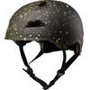 Fox Flight Splatter Helmet Men black/gold